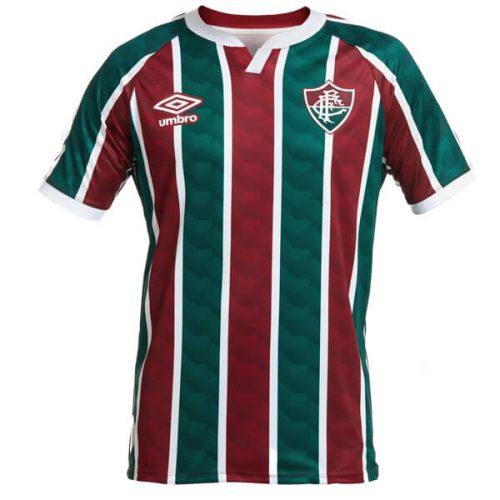 Fluminense Home Soccer Jersey 20 21