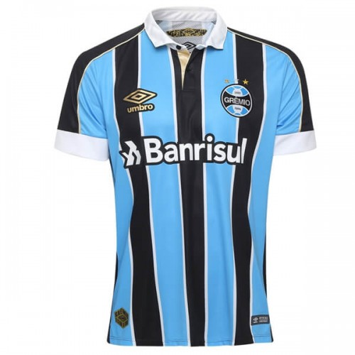 Grêmio Home Soccer Jersey 19 20