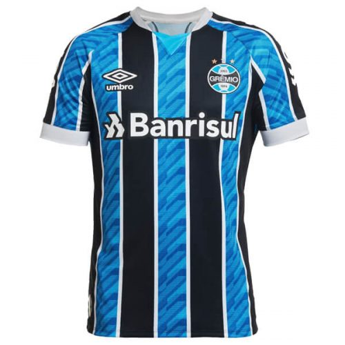 Gremio Home Soccer Jersey 20 21