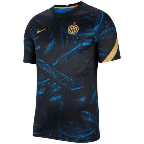 Inter Milan Pre Match Training Football Shirt