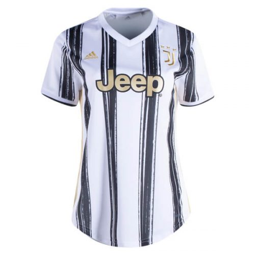 Juventus Home Womens Football Shirt 20 21