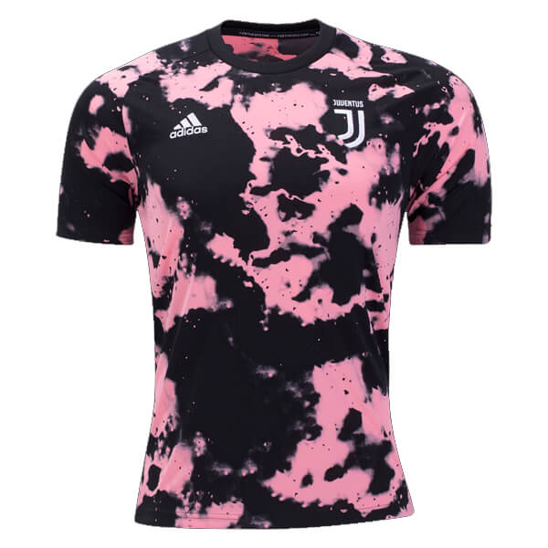 Juventus Pre Match Soccer Jersey 19 20