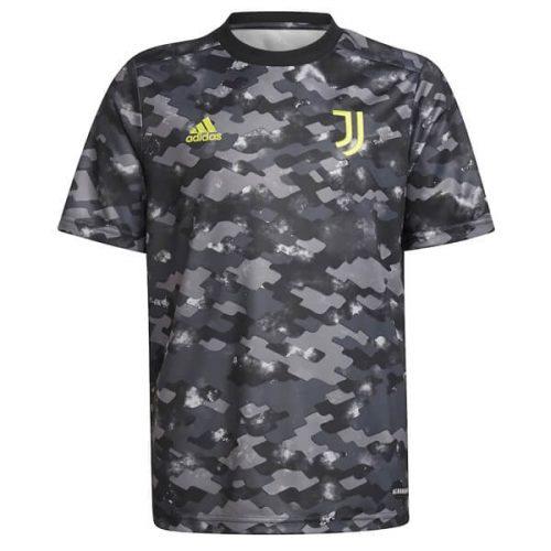 Juventus Pre Match Training Football Shirt