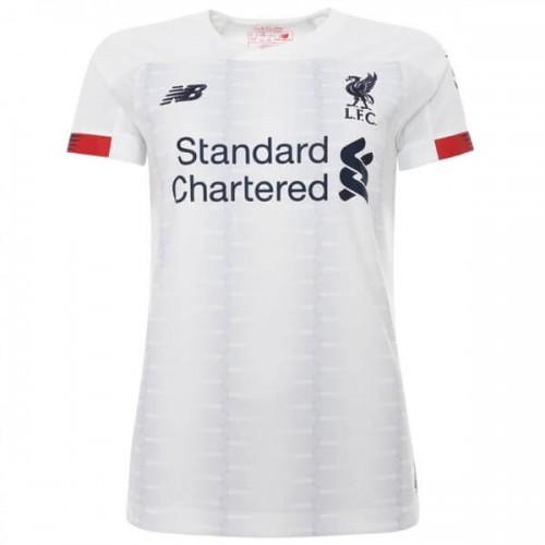 Liverpool Away Women's Football Shirt 1920