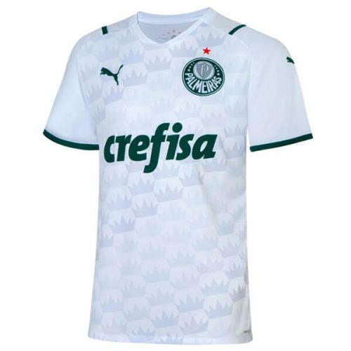 Palmeiras Away Soccer Jersey 21 22