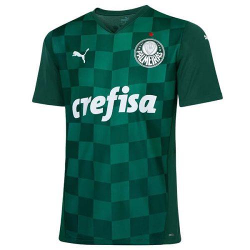 Palmeiras Home Soccer Jersey 21 22