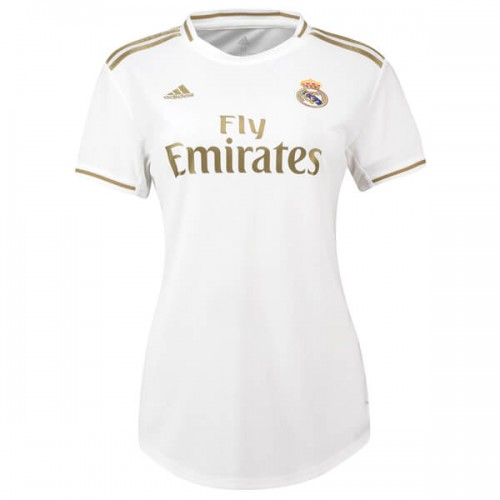 Real Madrid Home Women's Football Shirt 19 20