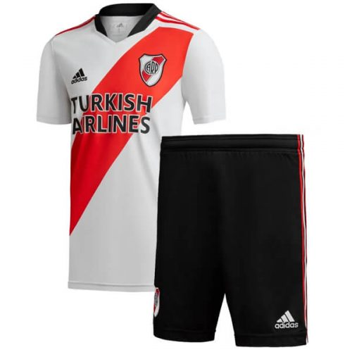 River Plate 120 Anniversary Home Kids Football Kit 2122