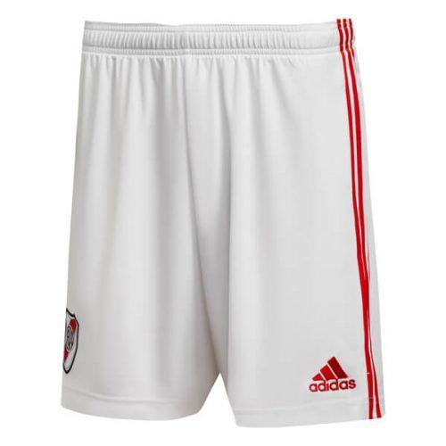River Plate Away Soccer Shorts 2021