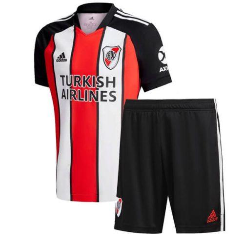 River Plate Third Kids Football Kit 2021