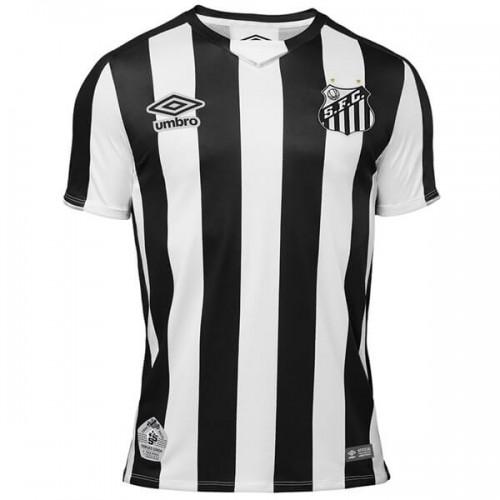 Santos Away Soccer Jersey 19 20