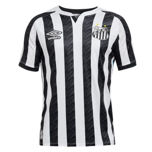 Santos Away Soccer Jersey 20 21