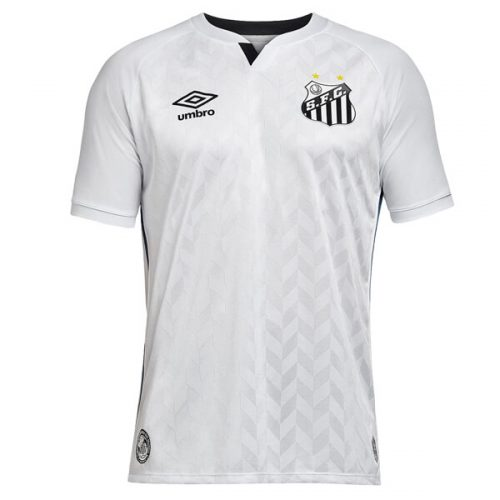 Santos Home Soccer Jersey 20 21