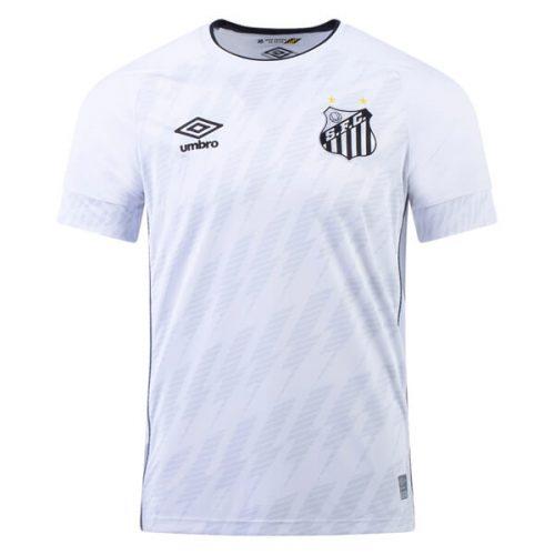Santos Home Soccer Jersey 21 22