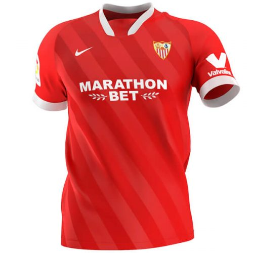 Sevilla Away Football Shirt 20 21