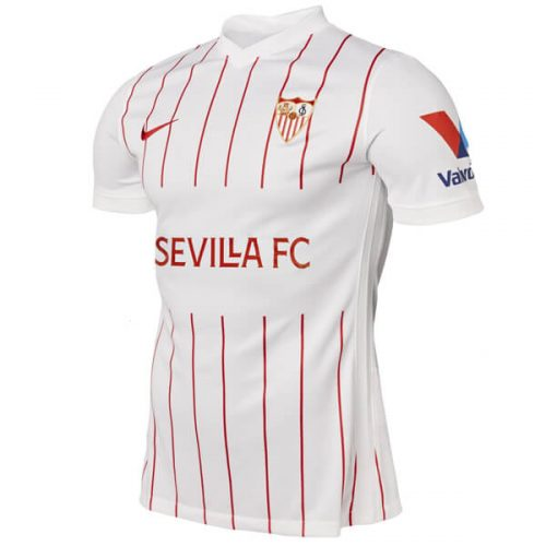 Sevilla Home Football Shirt 21 22