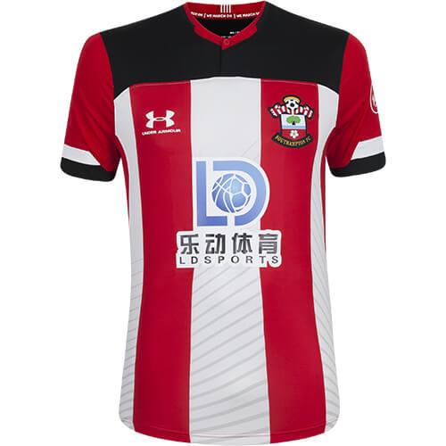 the latest a1e8d 7eb94 Southampton Home Football Shirt 19/20