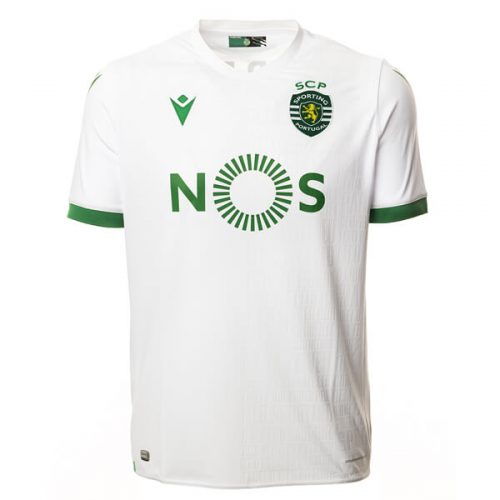 Sporting Lisbon Third Football Shirt 20 21