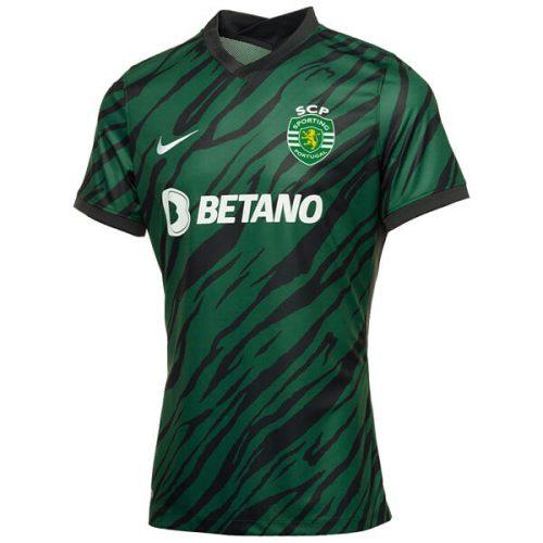 Sporting Lisbon Third Football Shirt 21 22