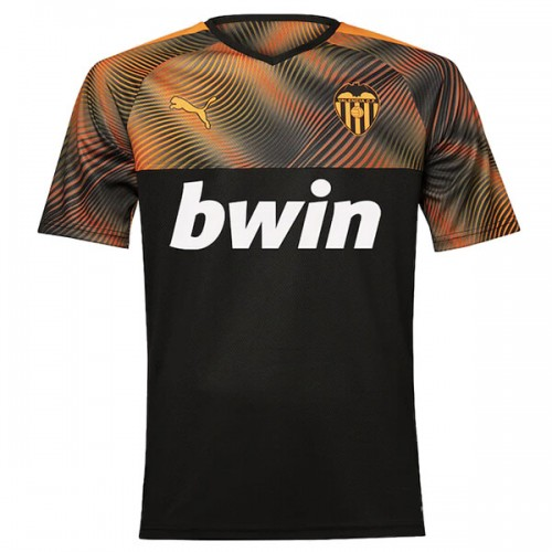 Valencia Away Football Shirt 19 20