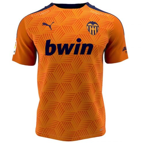 Valencia Away Football Shirt 20 21