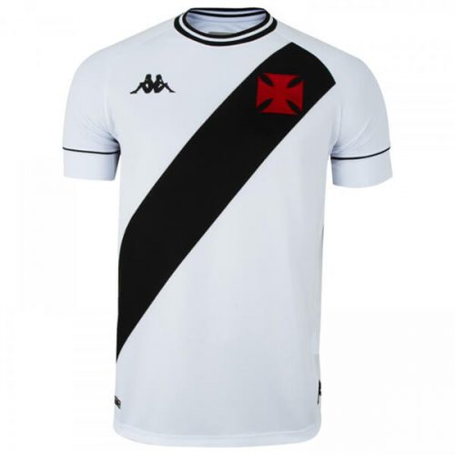Vasco Da Gama Away Football Shirt 20 21