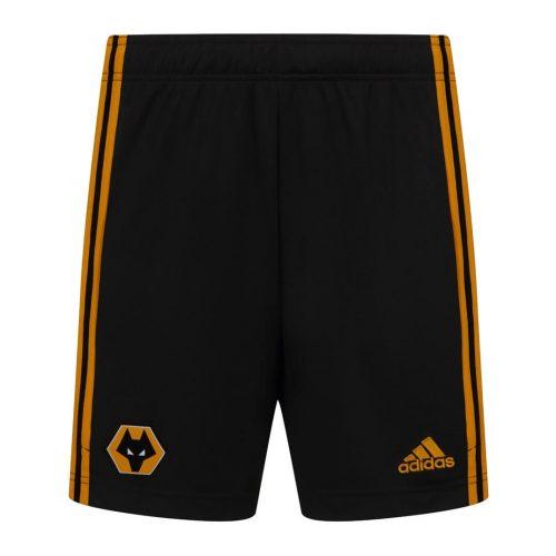 Wolverhampton Wanderers Home Football Shorts 20 21