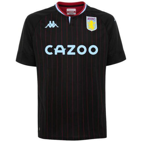 Aston Villa Away Football Shirt 20 21