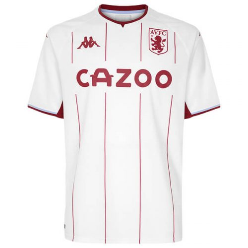 Aston Villa Away Football Shirts 21 22