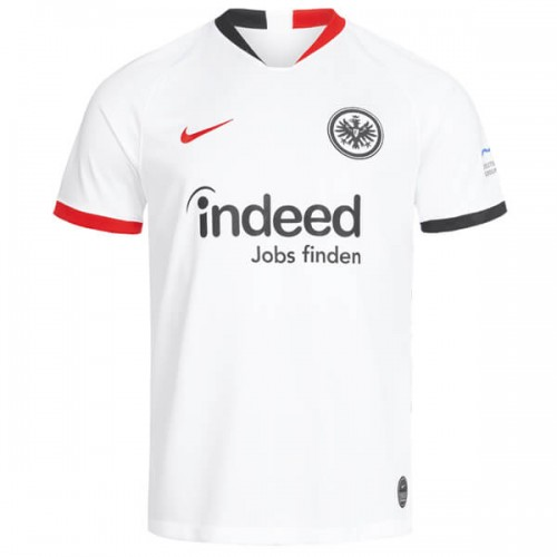 Eintracht Frankfurt Away Football Shirt 19 20