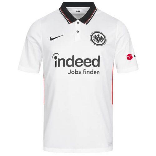 Eintracht Frankfurt Away Football Shirt 20 21