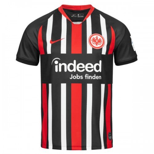 Eintracht Frankfurt Home Football Shirt 19 20