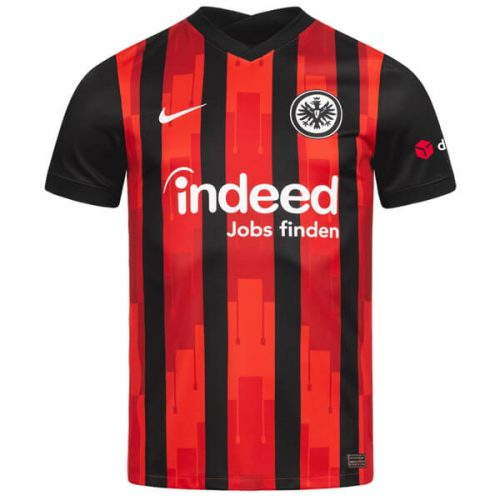 Eintracht Frankfurt Home Football Shirt 20 21