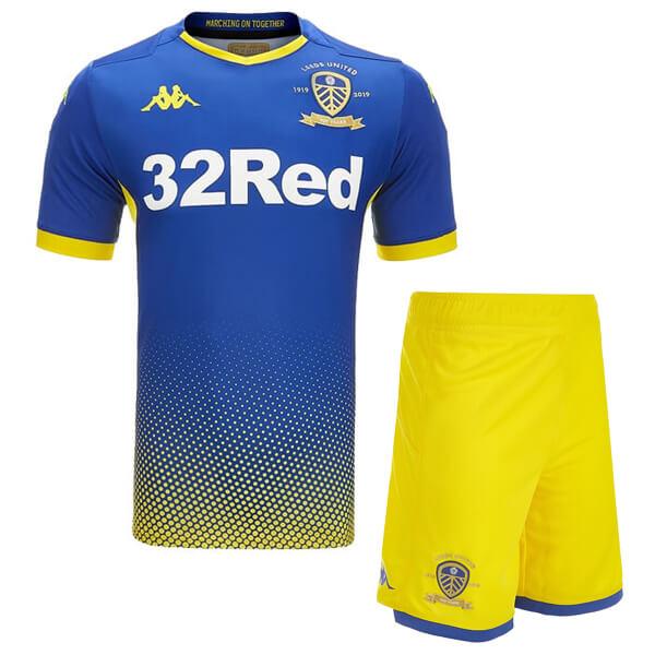 separation shoes 0b897 b69de Leeds United Home Goalkeeper Kids Football Kit 19/20