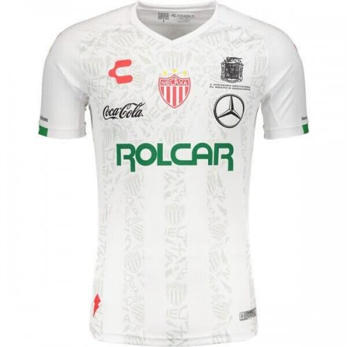 Necaxa Home Soccer Jersey 19 20