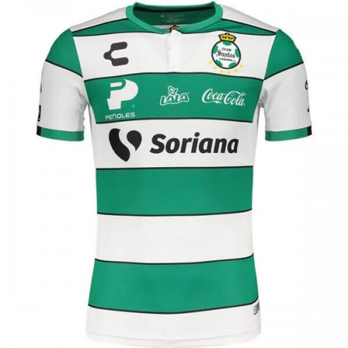Santos Laguna Home Soccer Jersey 19 20