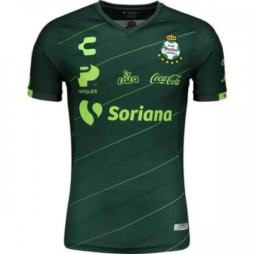 Santos Laguna Soccer Away Jersey 19 20