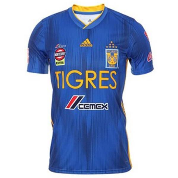 the latest d4fb5 66ced Tigres U.A.N.L. Away Soccer Jersey 19/20