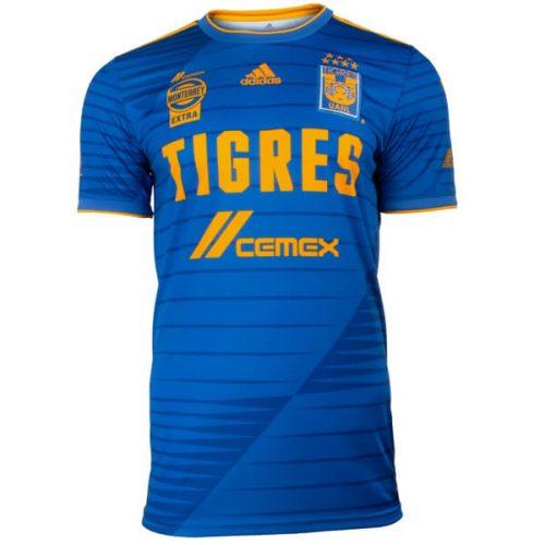 Tigres UANL Away Soccer Jersey 20 21