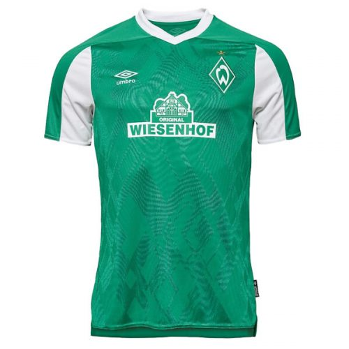 Werder Bremen Home Football Shirt 20 21