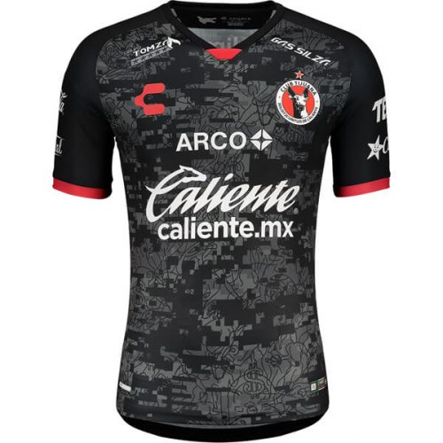 Xolos Home Soccer Jersey 20 21