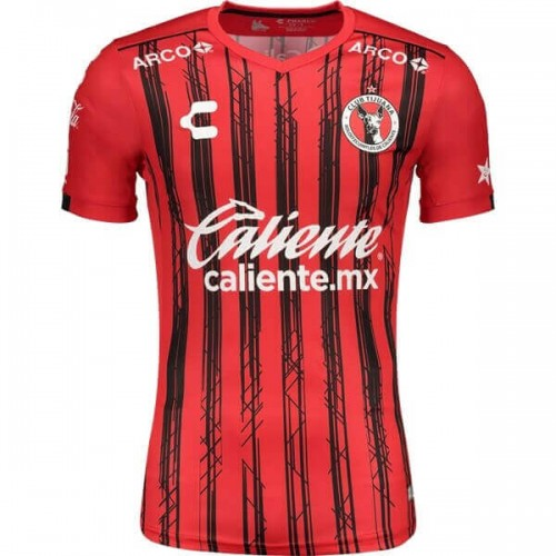 Xolos de Tijuana Home Soccer Jersey 19 20