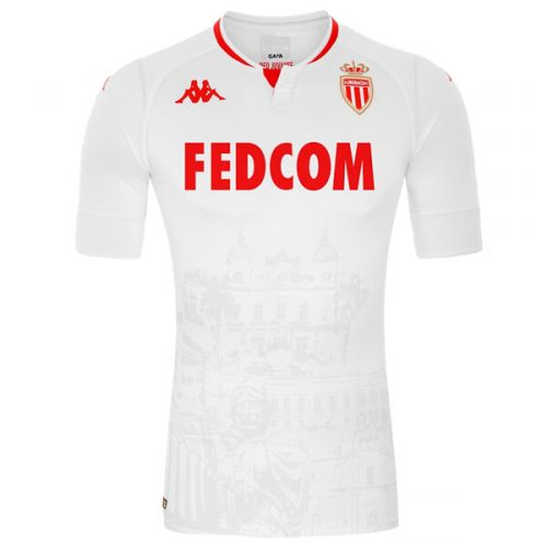 AS Monaco Third Football Shirt 20 21