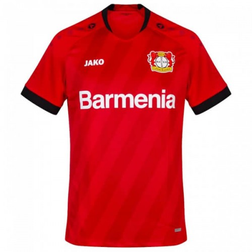Bayer Leverkusen Home Football Shirt 19 20