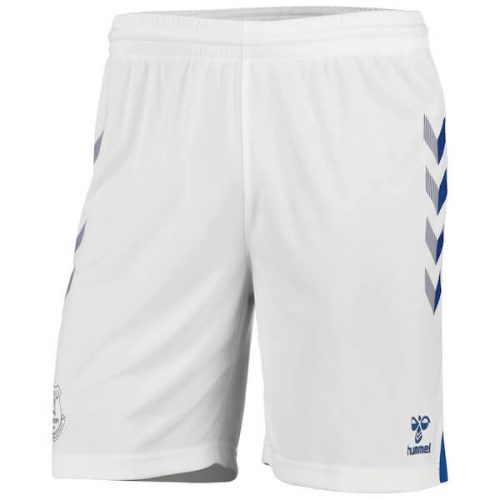 Everton Home Football Shorts 20 21