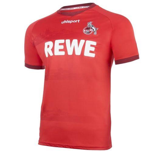 FC Koln Away Football Shirt 20 21