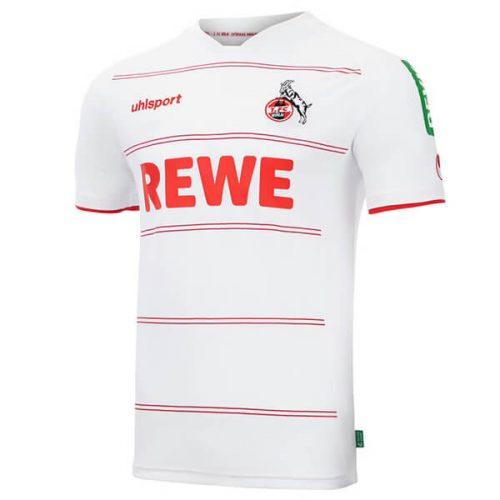 FC Koln Home Football Shirt 21 22