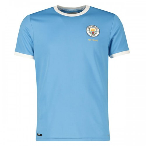 Manchester City 125 Year Anniversary Football Shirt