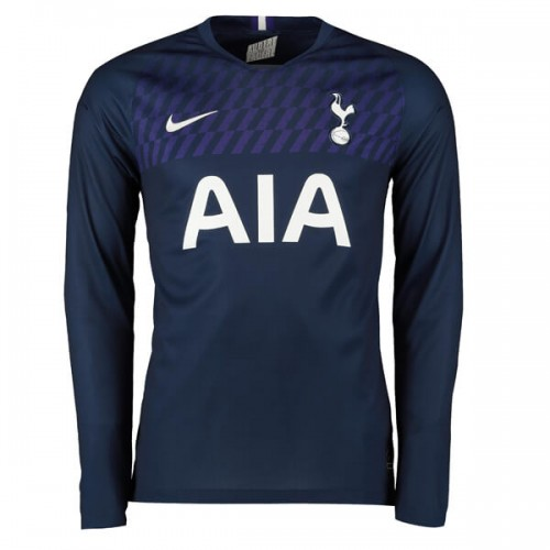 Tottenham Hotspur Away Long Sleeve Football Shirt 19 20