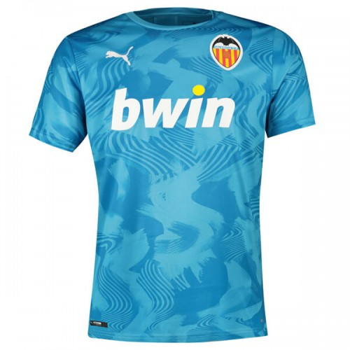 Valencia Third Football Shirt 19 20